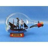 Found it at Wayfair - Blackbeard's Queen Anne's Revenge Pirate Model Ship in a  Bottle