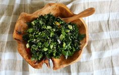 Kale Hemp Tabbouleh