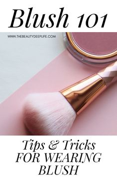 How to apply blush: Learn simple makeup tips and tricks for your face shape and . - How to apply blush: Learn simple makeup tips and tricks for your face shape and how to pick the per - How To Apply Blush, How To Apply Eyeshadow, How To Apply Makeup, Learn Makeup, Makeup Artist Tips, Beauty Makeup Tips, Maskcara Beauty, Makeup Inspo, Beauty Secrets