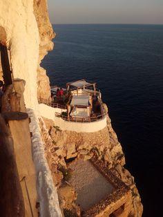 Cova d' en Xoroi, Cala en Porter, Menorca