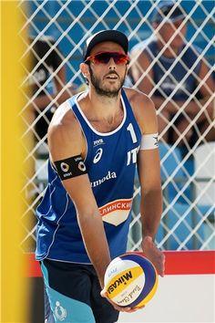 Italy's Paolo Nicolai