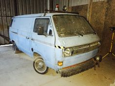 VW t3 t25 rat look patina