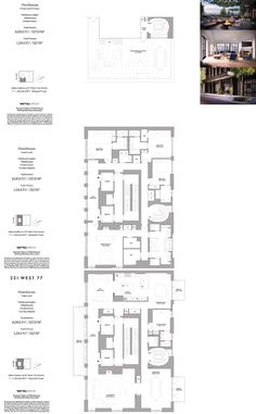 221 West 77th Street - Upper West Side Penthouse | Stribling & Associates