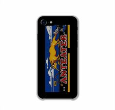 nice Ant Eater Arcade Marquee iPhone Samsung Galaxy Cell Phone Case