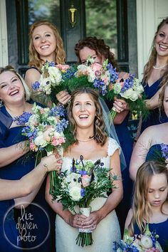 Charleston SC Wedding   Keep it fun   Flowers and Feathers   Liz Duren Photography