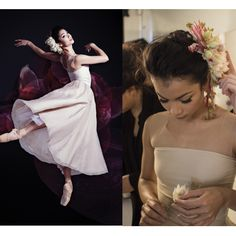 Vivienne Wong (dancer) for The Australian Ballet 'Year of Beauty' Campaign.. I'm not sure if this was 2014 or 2015..