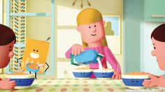 Whimsical 3D animation is a visual delight | 3D | Creative Bloq