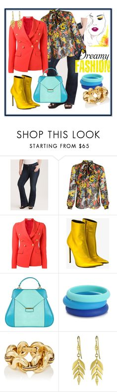 """""""Dreamy Fashion"""" by kareng-357 ❤ liked on Polyvore featuring Torrid, Mary Katrantzou, Tagliatore, Haider Ackermann, Aevha London and Chewbeads"""