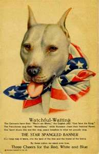 from the world war 1 poster
