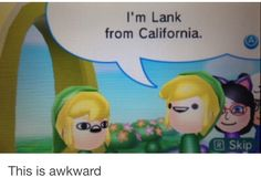 Lank from California
