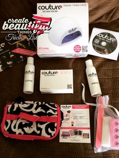 Couture Gel Nails Starter Set #giveaway ! Ends 3/25/15