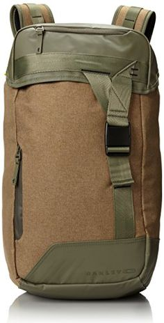 Oakley Halifax Backpack - 1526cu in Worn Olive, One Size ...