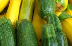 Health Benefits of Courgettes