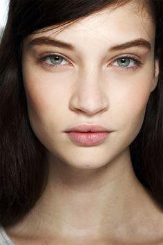 Bare Minimum #makeup #beauty #inspiration
