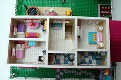 Olivia's House as Full Modular build Legos, Easy Lego Creations, Lego Simpsons, Lego Friends Sets, Lego Furniture, Lego Creative, Lego Ninjago, Lego Lego, Lego Activities