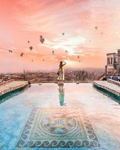 """12k Likes, 267 Comments - Amelia Liana (@amelialiana) on Instagram: """"Monday daydreams#Cappadocia #Turkey"""""""