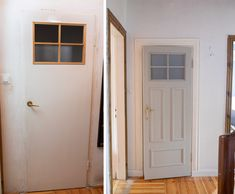 Hacks Diy, Ikea Hack, Home Staging, Armoire, Tall Cabinet Storage, Diy And Crafts, Garage Doors, Sweet Home, Outdoor Decor