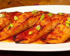 Here's a quick weeknight recipe your family will love. Salmon fillets are quickly marinated in three of my favorite ingredients — Thai sweet chili sauce, soy sauce and ginger — and then broiled until caramelized on top.Main courses simply do not get any easier, more delicious or elegant than this. Begin by making the marinade. …