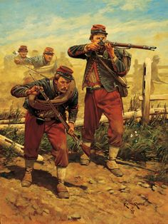 Colorful, forgotten, or just plain interesting units from the war - Armchair General and HistoryNet >> The Best Forums in History 14th New York State Militia