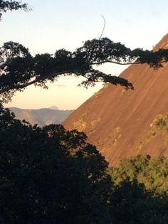 #RioDeJaneiro, vista das montanhas de Niterói