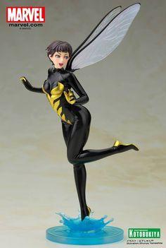 Marvel Comics Wasp Bishoujo Statue $69.99