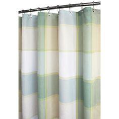 Park B Smith Magic Makeover Fabric Shower Curtain Zebra Fun White//Fuscia