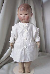 Frühe Käthe Kruse Puppe 1 beite Hüften ca 1915-25 | eBay