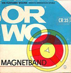 ORWO Tonband