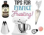 Tips for Perfect Frosting