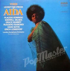 Verdi Aida Leontyne Price, Placido Domingo London http://popmaster.pl/