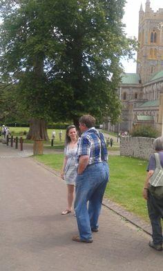 Buckfast Abbey, Devon England