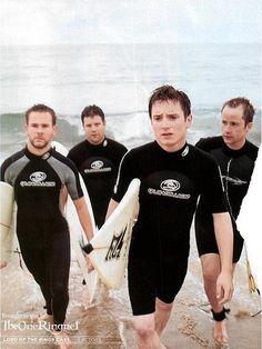 #Hobbit & Surfing. lel