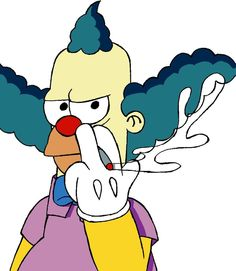 images of krusty the clown | Krusty the Clown by ~TheTitan99 on deviantART