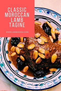 If you want to make a classic Moroccan dish, then this is the perfect recipe. Learn how to make Moroccan Lamb Tagine with apricots and prunes. Moroccan Lamb Recipe, Moroccan Lamb Tagine, Moroccan Beef, Moroccan Dishes, Moroccan Recipes, Beef Tagine Recipes, Lamb Tagine Recipe, Couscous Recipes, Lamb Recipes