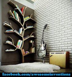 Creative Bookshelf!