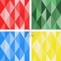 Yellow triangle pattern sweden fabrik - Google Search