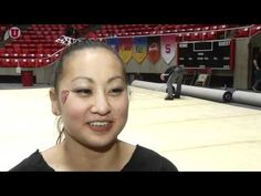 Clips from 2012 Pac-12 Women's Gymnastics Championships