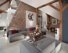 Gallery of Apartment in Poznan / Cuns Studio - 5