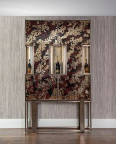 Bespoke Luxury Drinks Cabinet Design | Elicyon Deco Furniture, Bespoke Furniture, Cabinet Furniture, Luxury Furniture, Modern Furniture, Furniture Design, Pantry Design, Cabinet Design, Luxury Bar