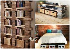 16 ideas para decorar tu hogar con ladrillos y que luzca hermoso sin gastar - culturacolectiva.com
