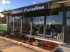 Wicker Paradise New York Showroom