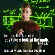 Eric's math