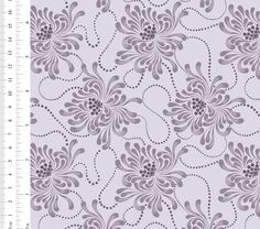 Ginger Lily Studio Expressions: AS0100 cw03 Small Flowers, Chevron, Lily, African, Tapestry, Studio, Fabric, Collection, Design