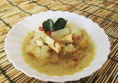 resep sayur lodeh instagram Fried Banana Recipes, Fried Bananas, Meal Prep Plans, Indonesian Food, Fries, Oatmeal, Food And Drink, Vegetarian, Menu