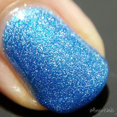 Let's Begin Nails: K*Sea Gale's Nails Seven Grandfather Teachings Collection Swatch and Review
