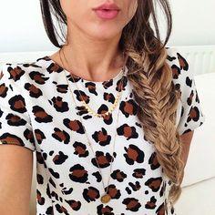 Łatwe fryzury.