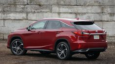 Prepare yourself Grocery Getters, Soccer Moms (and Dads), and Road Trippers Extraordinaire, for the three-row RX that Lexus has been hinting at is finally coming.