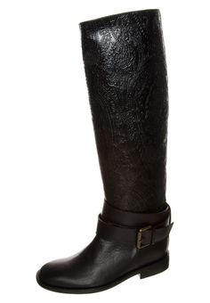 ETRO - Stiefel - rex nero