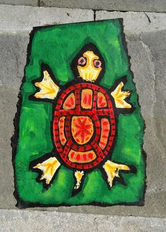 my first ever sample of painting on roofing felt Ah, fabulous roofing felt! (You may think of it as tar paper.) After saving (on Pint. Art Final, 8th Grade Art, Animal Art Projects, Roofing Felt, School Art Projects, Art Lessons Elementary, Art Lesson Plans, Art Classroom, Felt Art