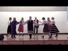 La Bastringue - A French-Canadian folk dance, possibly going all the way back to the 17th century.